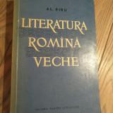 Al piru - literatura romina veche Rc
