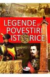 Legende si povestiri istorice - Petru Demetru Popescu, Petru Demetru Popescu