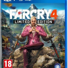 Far Cry 4 Limited Edition (PS4) - Jocuri PS4