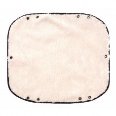 Manusa de iarna pentru manerul caruciorului Gri