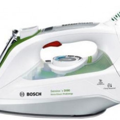 Fier de calcat Bosch TDI902431E, 2400 W (Alb/Verde)