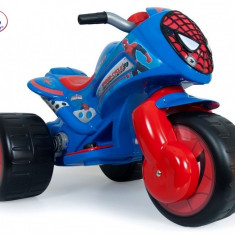 Motoscuter electric Injusa Waves The Amazing Spiderman 6V