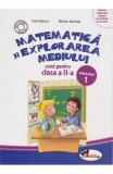 Matematica si explorarea mediului clasa 2 caiet sem.1 - Anina Badescu