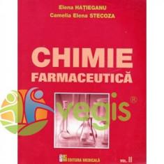 Chimie farmaceutica vol.II - Elena Hatieganu, Camelia Elena Stecoza