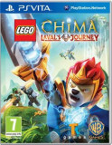 Lego Legends Of Chima Laval's Journey (PsVita)
