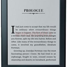 E-Book Reader Amazon Kindle Gen8, Ecran Carta 16 nivele tonuri de gri 6inch, 4GB, Wi-Fi (Negru)