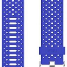 Curea de schimb pentru Fitbit Charge 2, Large (Albastru)