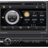 Radio Player Peiying PY9909.1, 40W x 4, USB, GPS, Bluetooth, AUX - CD Player MP3 auto