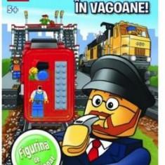 Lego City - Poftiti in vagoane! 5+