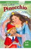 Pinocchio - Primele mele lecturi - Nivelul 2