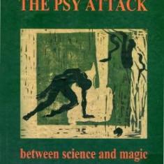 The Psy Attack - OvidiU-Dragos Argesanu - Carte ezoterism