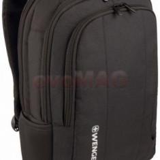 Rucsac Laptop Wenger SURGE 600634 15.6inch (Negru) - Geanta laptop