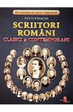 Scriitori romani clasici si contemporani - Cartonase - Silvia Ursache