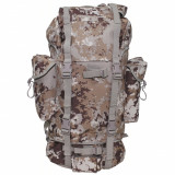 Rucsac MFH BW Combat Camuflaj Vegetato Desert Camo 65L 30253M, 25 L