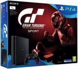 Consola Sony PlayStation 4 Slim 1TB + Gran Turismo Sport (Negru)
