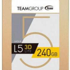 SSD Team Group L5 LITE 3D, 240GB, 2.5inch, Sata III 600, Team Group