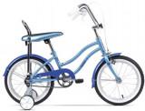 Bicicleta Pegas Mezin 2017 Fata, Cadru 9inch, Roti 16inch (Albastru)