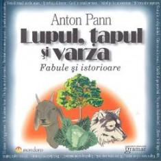 Lupul, tapul si varza - Anton Pann