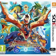 Monster Hunter Stories (3Ds) - Jocuri Nintendo 3DS
