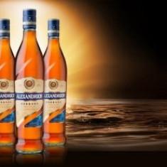 Alexandrion 7* 0.7l - Cognac