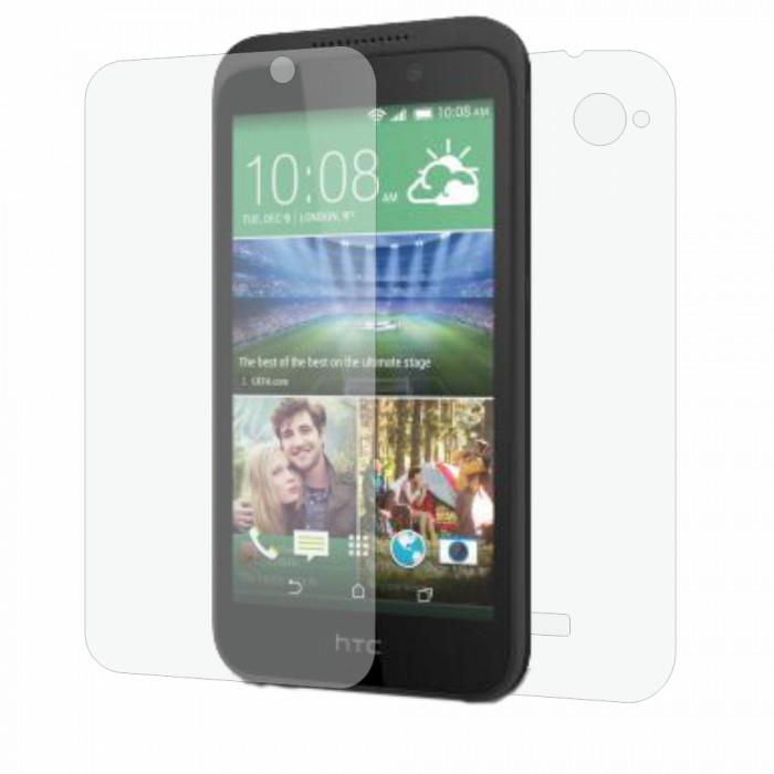 Folie de protectie Clasic Smart Protection HTC Desire 320