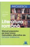 Limba romana manual preparator gimnaziu Ed.2012 - Ion Popa, Marinela Popa