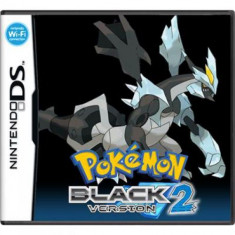 Pokemon Black 2 Nintendo (DS)