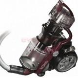 Aspirator fara sac Solac Multicyclonic AS3261, 700W, Maro