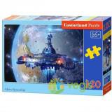 Puzzle 120 Castorland - Alien Spaceship