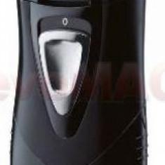 Aparat de tuns barba si mustata Panasonic ER-2403K503, Wet&dry (Negru)
