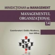 Minidictionar De Management 14: Managementul Organizational - Ovidiu Nicolescu