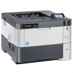Imprimanta Refurbished laser alb-negru Kyocera FS-2100DN, A4, 40 ppm, Duplex, Retea, USB - Imprimanta laser alb negru