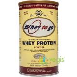 Proteine Whey To Go VANILLA Pudra 340g
