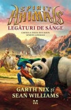Spirite-Animale vol. 3: Legaturi de sange - Garth Nix, Sean Williams