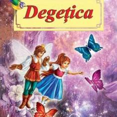 Degetica - Hans Christian Andersen - Carte educativa