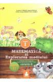 Matematica si explorarea mediului - Clasa 1 - Partea A II-A - Varianta B - Ed.2015 - Dumitru D. Paraiala, Dumitru D. Paraiala