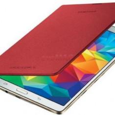 Husa Samsung Simple Cover EF-DT700BREGWW pentru Galaxy Tab S 8.4inch T700, T705 (Rosie)