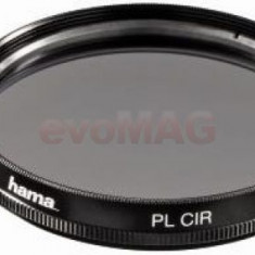 Filtru Foto Hama cu polarizare circulara, 52 mm