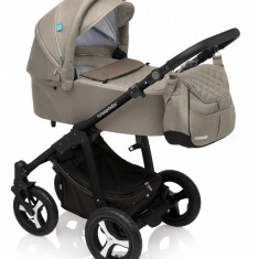Carucior Multifunctional 2in1 Baby Design Lupo Comfort 09 Beige 2017 - Carucior copii 2 in 1