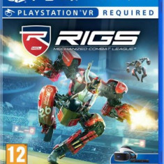 RIGS Mechanized Combat League VR (PS4/PSVR) - Jocuri PS4
