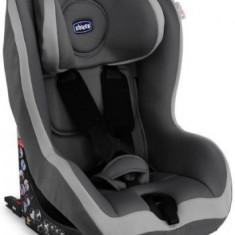 Scaun auto Chicco Go-One Isofix 8058664055548, 9-18 kg (Gri) - Scaun auto copii