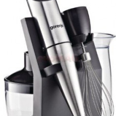 Mixer vertical Gorenje HB804E, 800 W, 0.8 l - Mixer Bucatarie