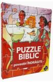 Puzzle biblic: Povestiri indragite