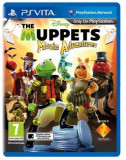 The Muppets Movie Adventures (PS Vita), Sony