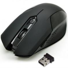 Mouse Optic VAKOSS TM-651UK, 1600 DPI (Negru)