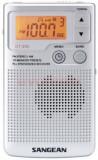 Radio portabil Sangean DT-250 (Argintiu)