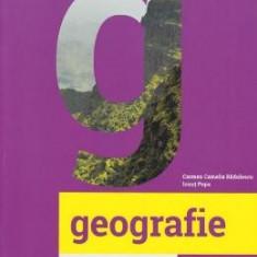Geografie - Clasa 5 - Caiet - Carmen Camelia Radulescu - Manual scolar