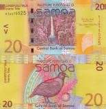 Samoa 20 Tala UNC