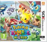 Pokemon Rumble World Nintendo (3Ds)
