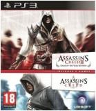 Assassins Creed & Assassins Creed 2 (PS3), Ubisoft